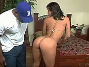 White Chicks Gettin Black Balled #37 Part 2, Scene #1. Mr. Marcus, Mia Bangg