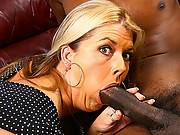 Interracial hardcore with milf