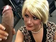 Black Cocks White Sluts - Kira Silver