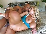 Rico Strong Goes Balls Deep In The Pussy!. Cherry Hilson