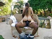 Riley Reid loves black dick