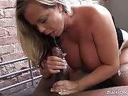 Amber Lynn Bach. blacks on cougars