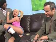 watching my daughter go black - Jaelyn Fox