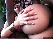 Luscious Lopez Pleases Black Man 2