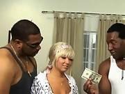 Black Cocks White Sluts. Patricia Petite