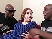 Cute Kierra Wilde Is Fond Of Big Black Dicks 1
