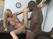 Karen Fisher. Blacks On Cougars