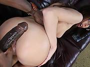 Veronica Jett's ass would occupy the passenger seat in my car and this petite white girl wouldn't be easy to persuade to enter.  I must have looked like the guy her parents told her not to fuck with so I had to step my charm up a few levels. I was able to