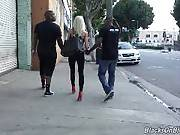 Rico Strong and JonJon have a very special spot in Los Angeles where they like to pick up girls. Cindy Sun