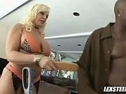 MILF Slut Alexis Golden Gets Cock Slammed By Lex Steele!