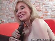 Well-Known Nina Hartley Is Fond Of Black Dicks 2
