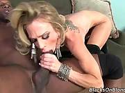Black Man Bangs Sexy Sarah Jessie 1