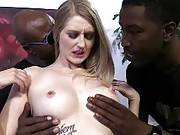Spoiler Alert: Another girl's first time with black cock via the Dogfart Network. Summer Carter